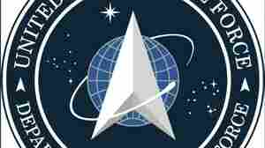 Trump Unveils New Space Force Logo, Inciting 'Star Trek' Fan Outrage