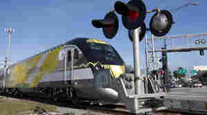 Florida's Brightline Railroad Is Nation's Deadliest After High Rate Of Track Deaths