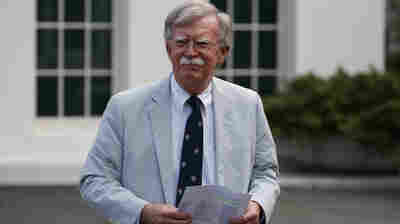 Democrats Renew Demand For Bolton Testimony In Senate Trial After New Report
