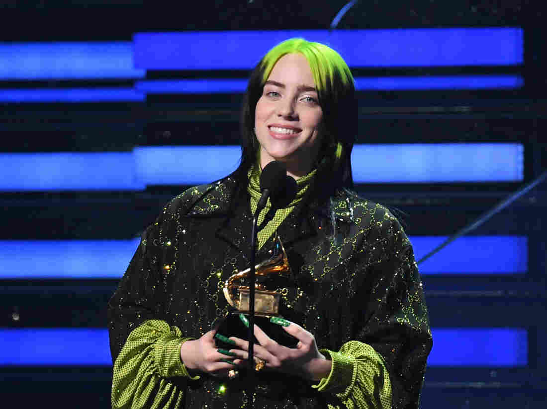Billie Eilish Sweeps Grammys In Ceremony Clouded By Controversy And Mourning