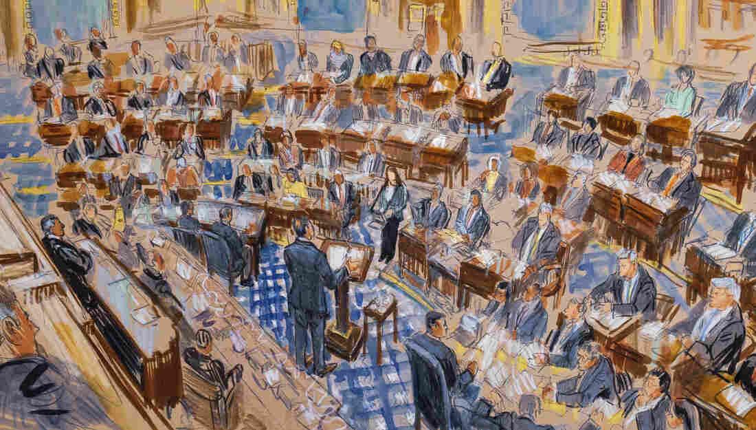 Westlake Legal Group ap_20022014506158_custom-b6dc452905bc68849d33fb3724379803e75eac0d-s1100-c15 The Essence Of The Senate Impeachment Trial In 2 Videos