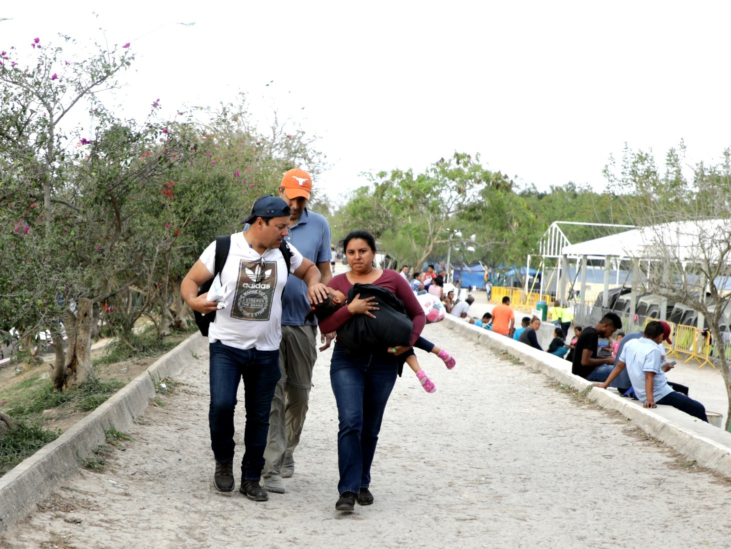 Unaccompanied Minors Crossing The Southern Border Are On The Rise