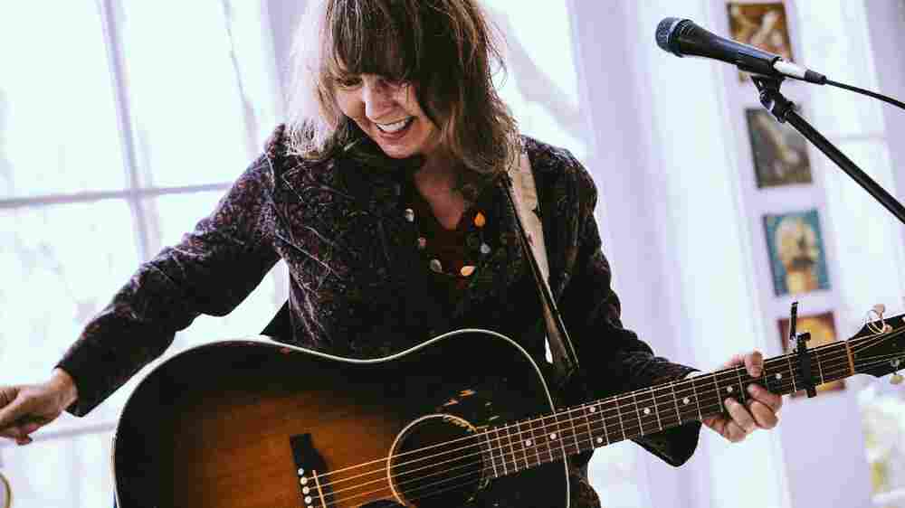 'I Was Singing For My Life': Amy Rigby On Mixing Music And Motherhood
