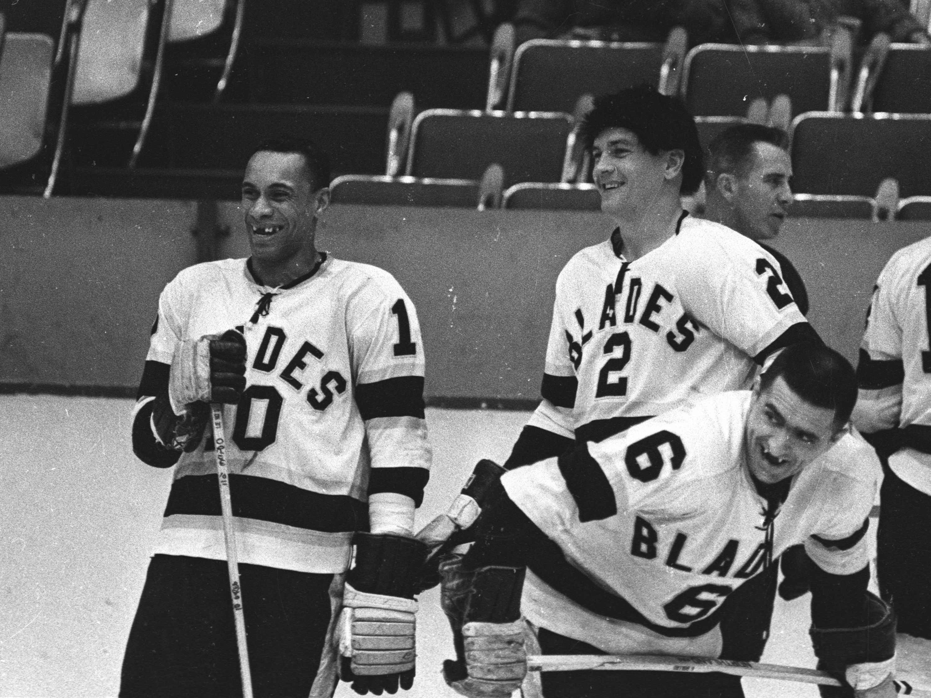 Black Hockey Players Celebrated In NHL's Mobile History Museum