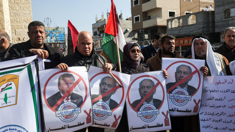 White House To Unveil Mideast Peace Plan — Despite Palestinian Rejection