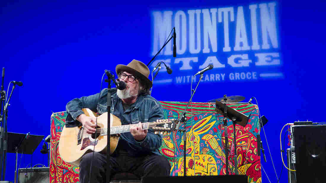 Peter Case at Mountain Stage
