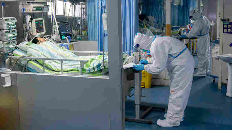 Public Health Efforts Step Up Around The World As Coronavirus Cases Rise