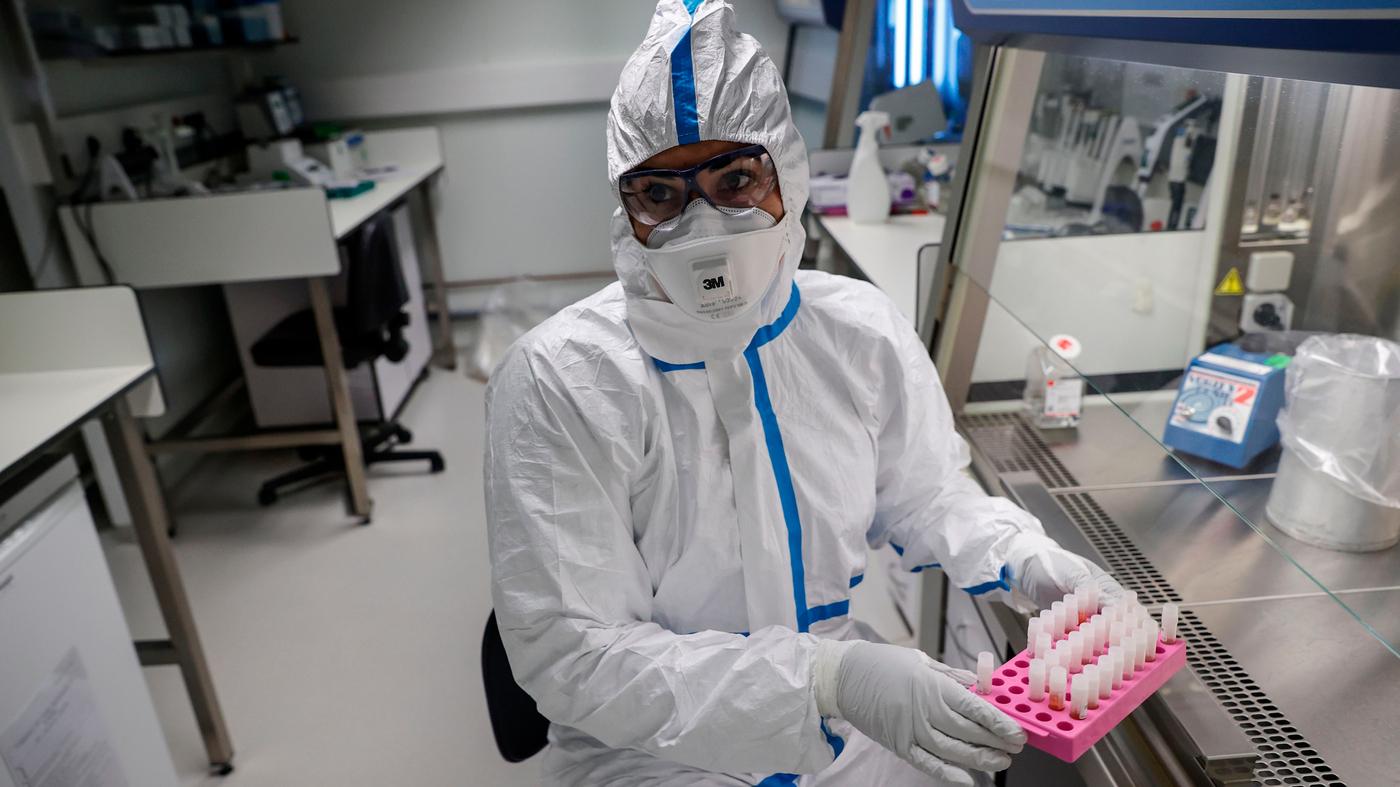 Image result for coronavirus lab