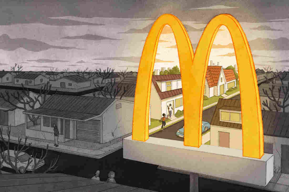 Life through the golden arches