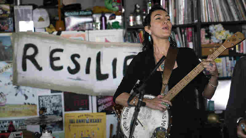 Rising Appalachia: Tiny Desk Concert