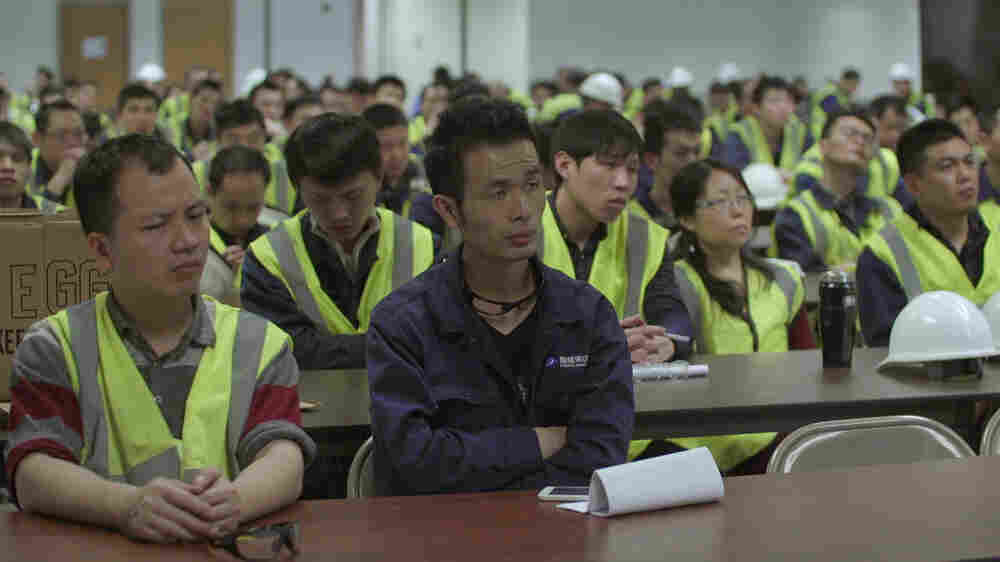What's It Like Working At A Chinese-Run 'American Factory'? It's 'Complicated'
