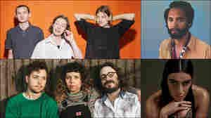 New Mix: Tré Burt, Sevdaliza, The Homesick, Deserta, More