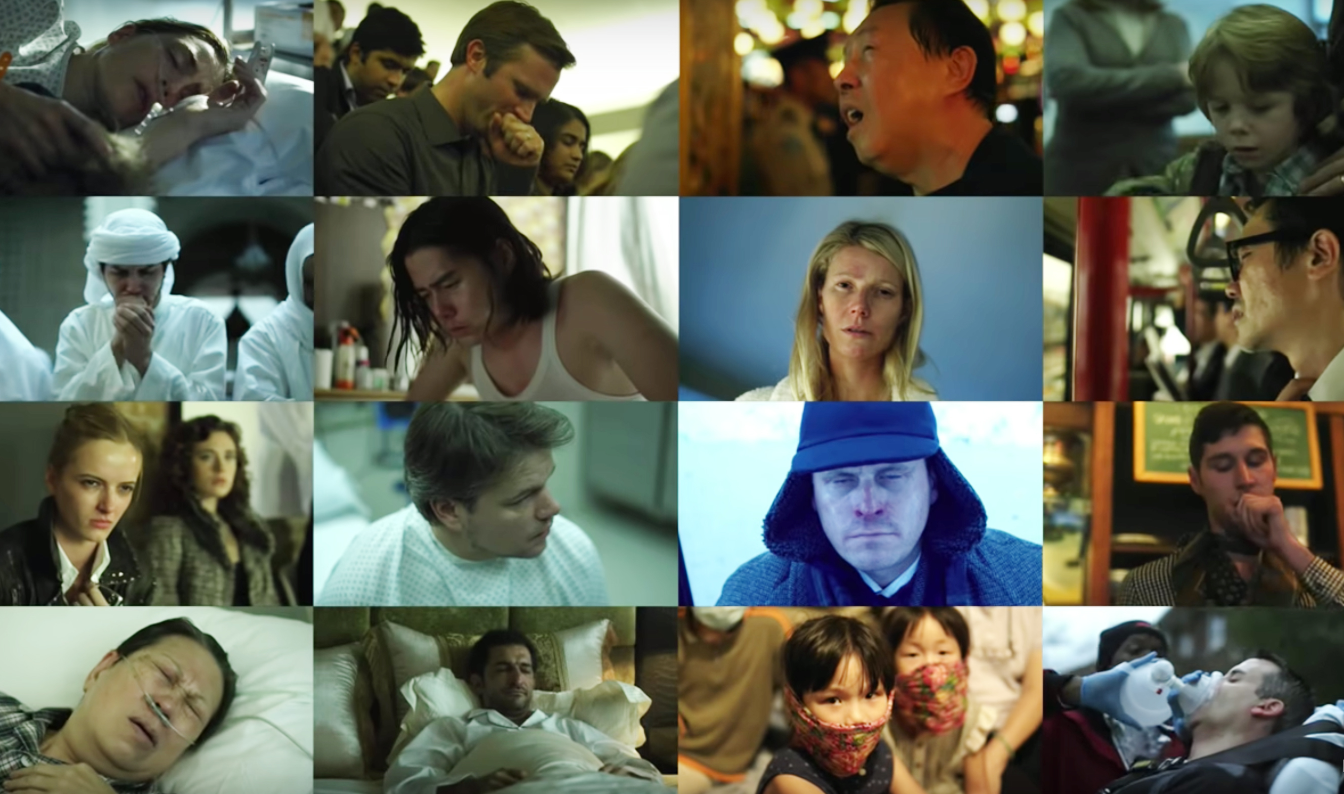 Fact-Checking 'Contagion' — In Wake Of Coronavirus, The 2011 Movie Is Trending