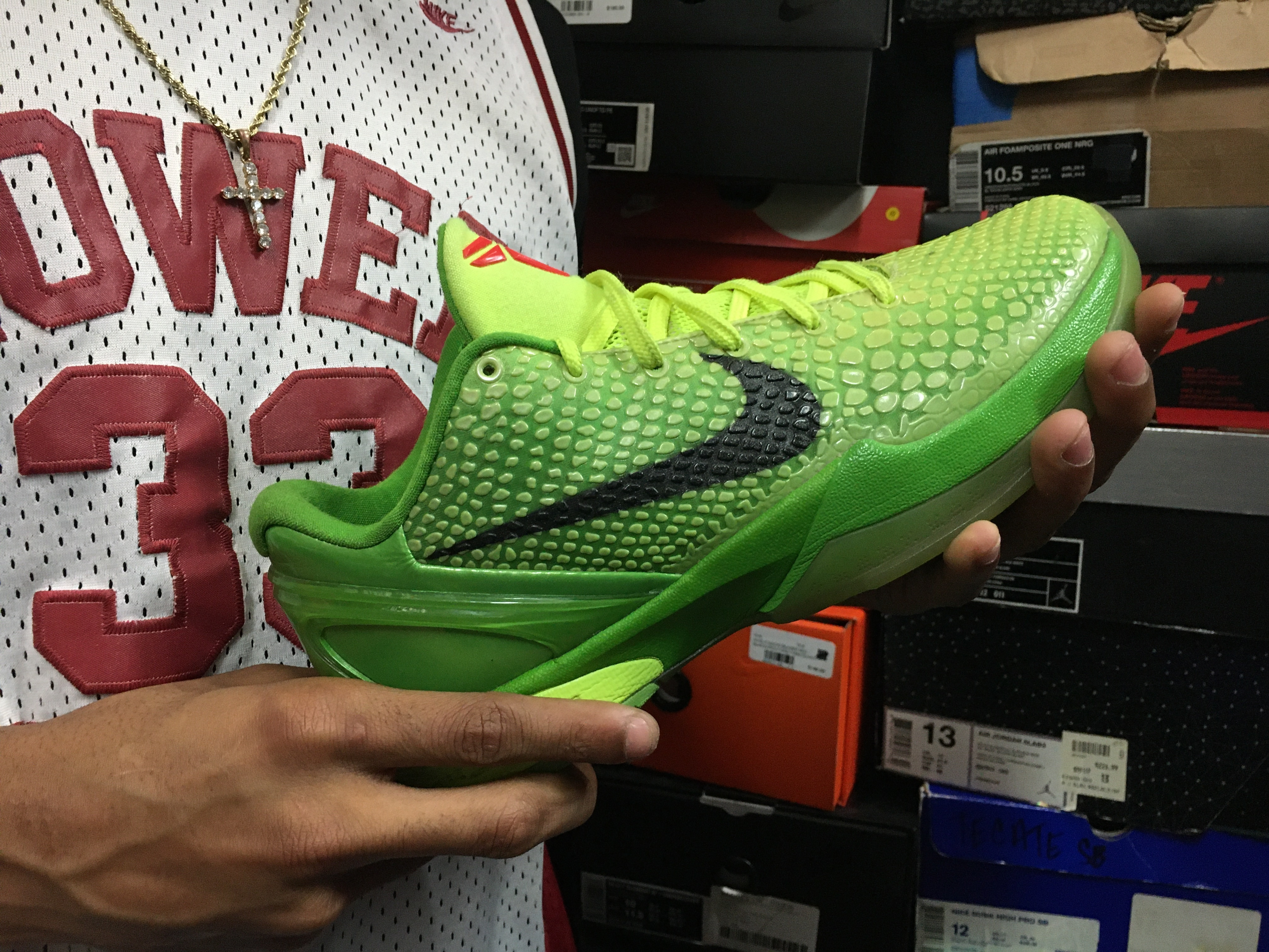 Kobe Bryant Sneakers Are Selling At