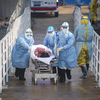 In Quarantined Wuhan, Hospital Beds For Coronavirus Patients Are Scarce
