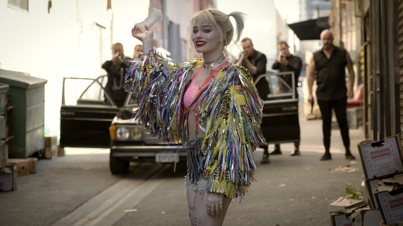 Review Birds Of Prey Features Dc S Messy Deep Bench Npr