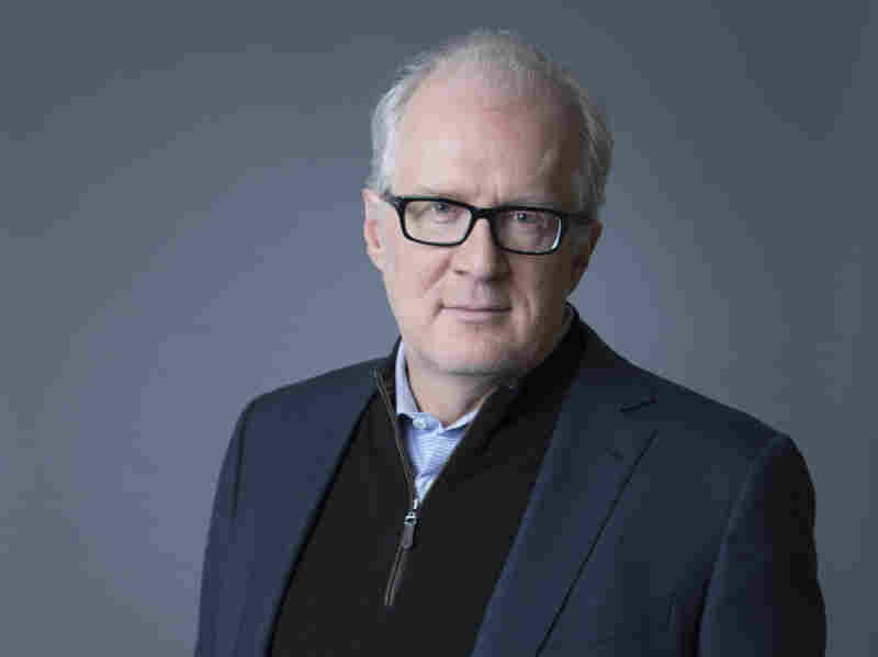 Tracy Letts poses for a portrait in New York on Jan. 16, 2018.