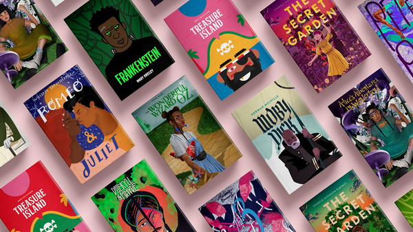 Barnes & Noble has canceled its Black History Month plans to re-release classic novels with cover art depicting characters as people of color, following online criticism.