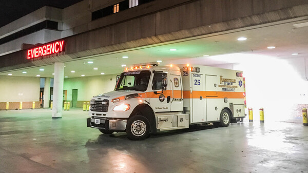 Until very recently, the separate company that runs the emergency department at Nashville General Hospital was continuing to haul patients who couldn