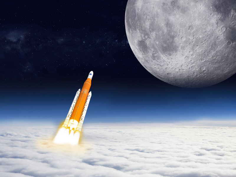 Nasa S Pushing For A Moon Landing In 2024 But That Will Be Difficult Npr