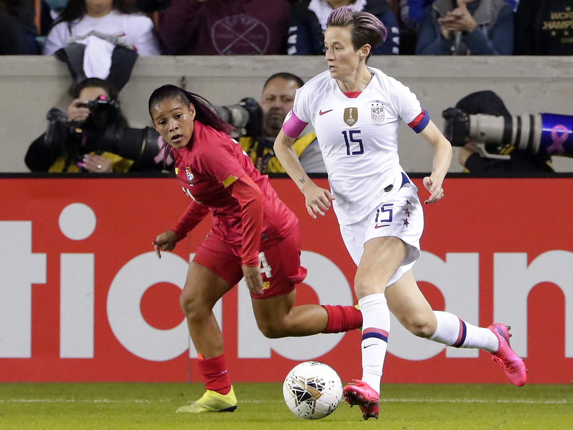USA, Canada book Olympic women's football berths