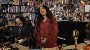Baby Rose: Tiny Desk Concert