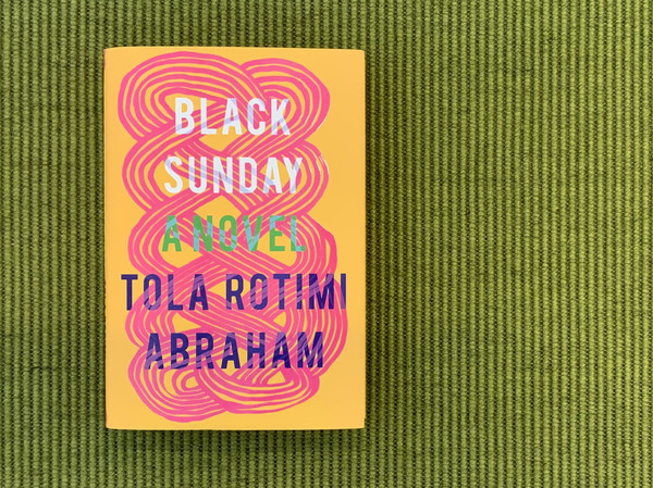 Black Sunday, by Tola Rotimi Abraham