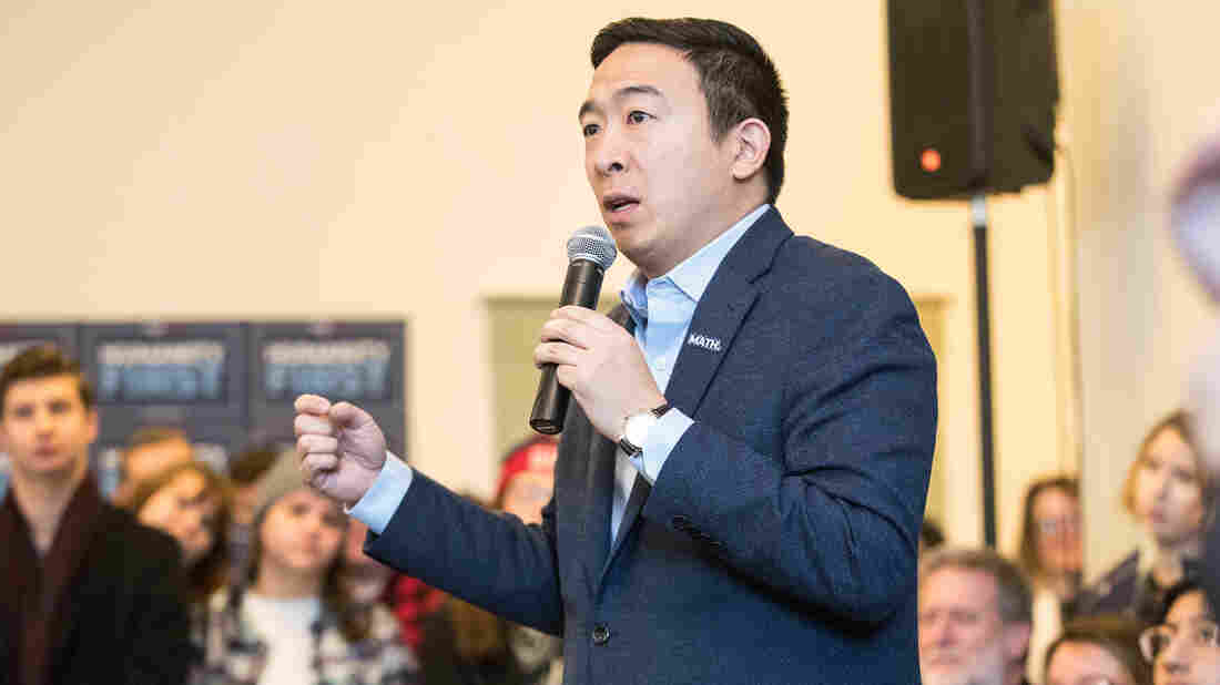 Andrew Yang to Suspend 2020 Presidential Campaign
