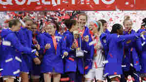 U.S. Women's Soccer Team Punches Ticket To Tokyo For Summer Olympics