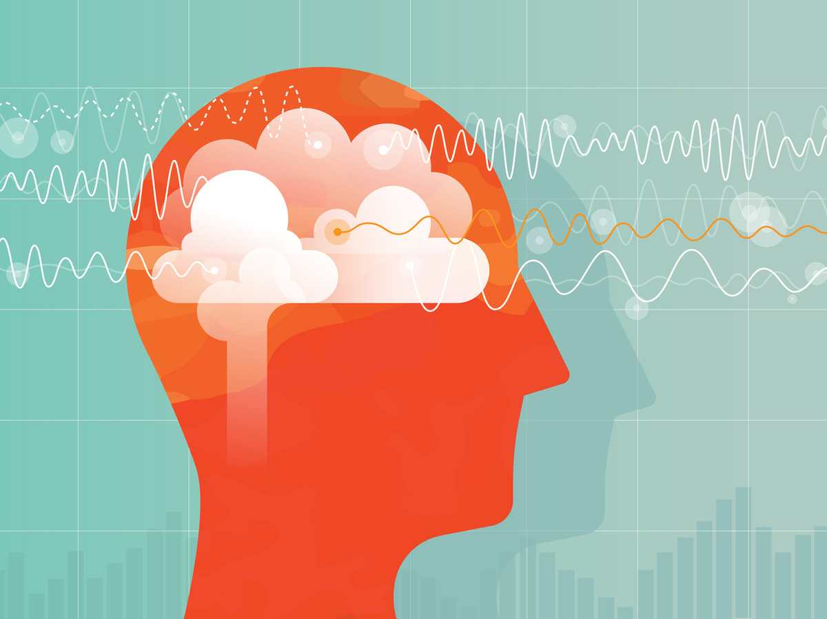 AI analysis of brain waves can help choose treatments for depression.