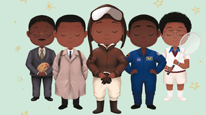 'Little Legends' Celebrates Big Lives Of Black History