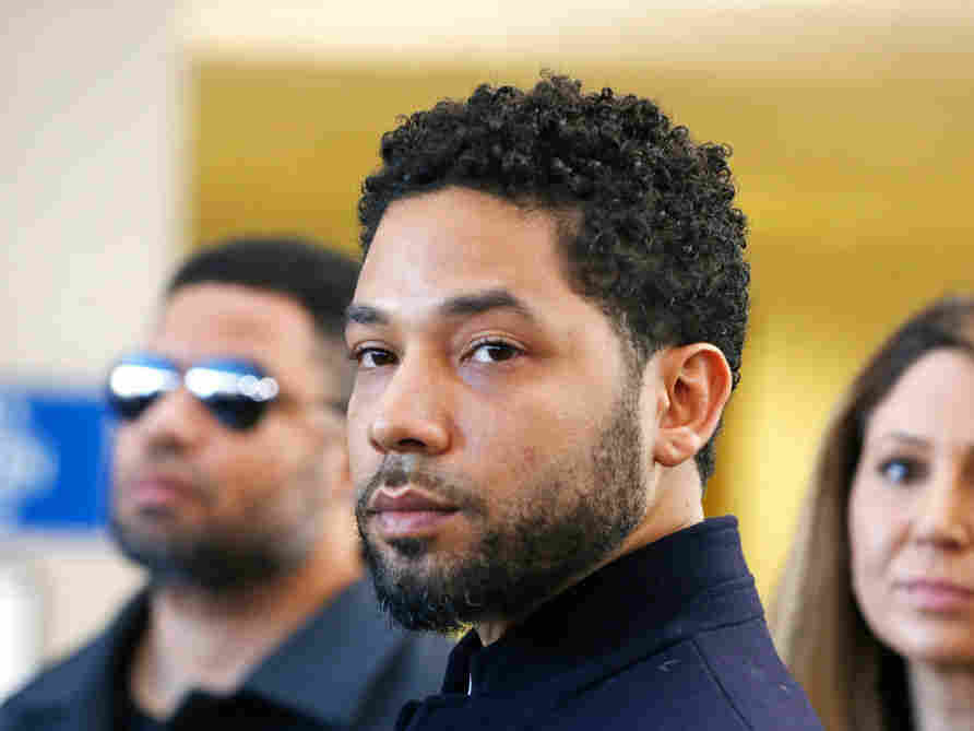 Jussie Smollett Indicted in Chicago Over Alleged Hate Hoax Attack