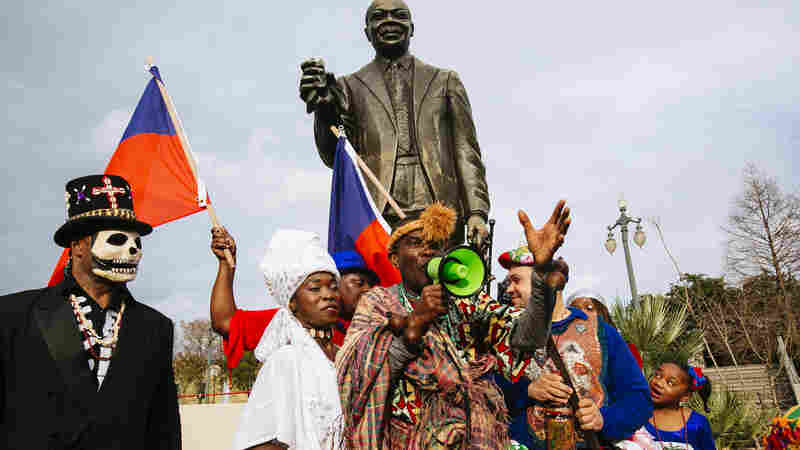 Krewe Du Kanaval Honors The Haitian Roots Of New Orleans