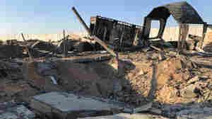 109 U.S. Troops Suffered Brain Injuries In Iran Strike, Pentagon Says