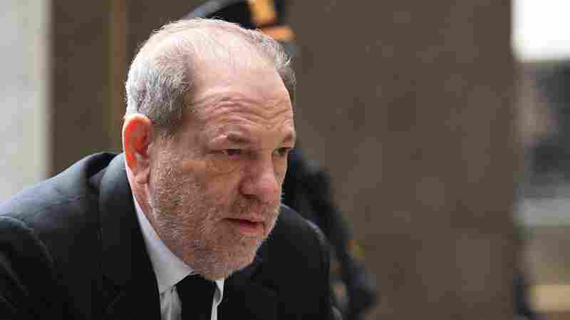 Harvey Weinstein Found Guilty Of Rape, But Acquitted Of Most Sexual Assault Charges