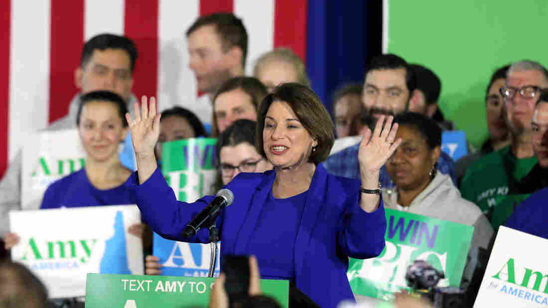 Westlake Legal Group gettyimages-1205647386-1-_wide-e88cc4116e234cfcd0bce4170f6ce62e7dc90956-s1100-c15 Centrist Democrats See Hope In 2020 Race Even As Sanders Leads