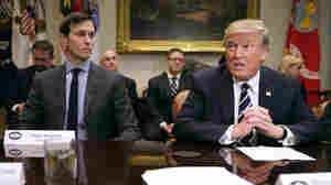 Kushner Seeks To Revive Trump's Overhaul For Immigration System