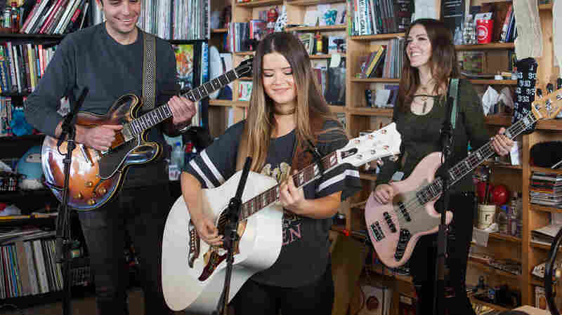 5 Tiny Desk Concerts For Galentine's Day