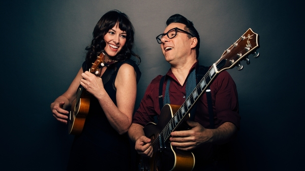 Jeff Freling and Erin McGrane of Victor & Penny are featured in a mini-documentary commissioned by 90.9 The Bridge.