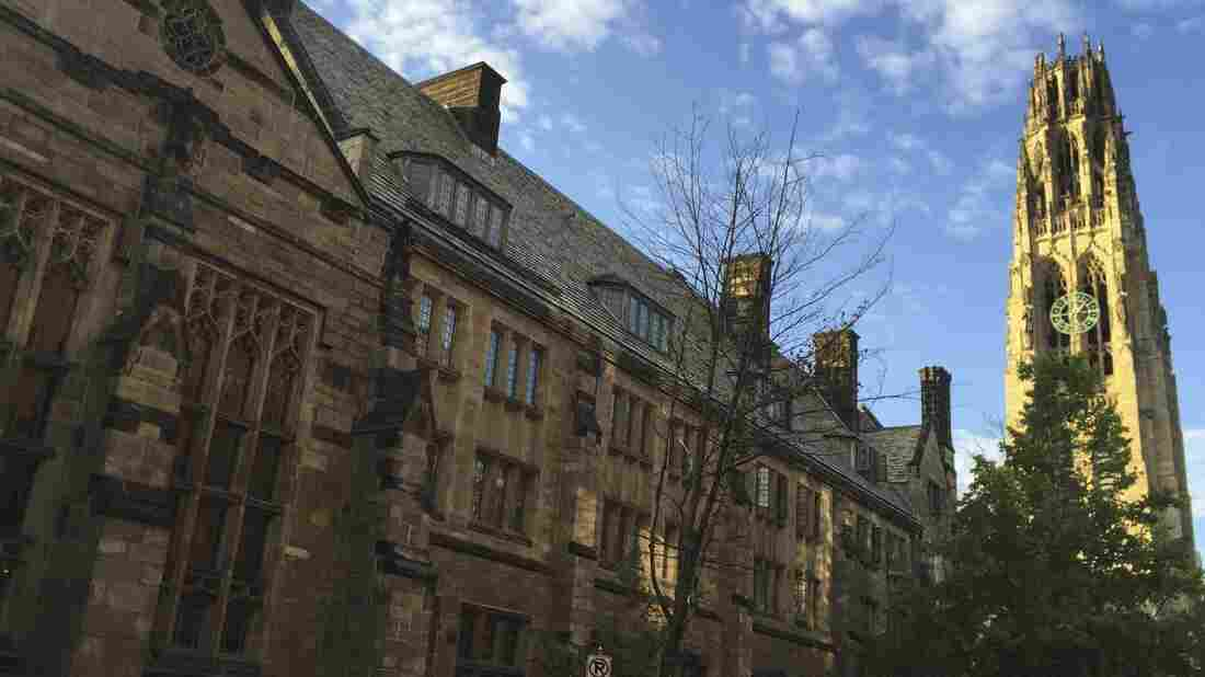 Harvard, Yale Targets Of Education Department Probe Into Foreign Donations
