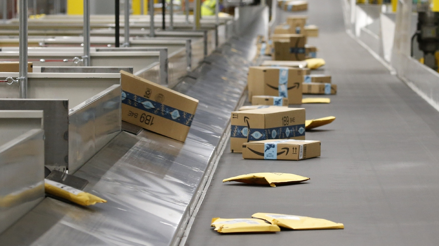 Filmmaker Tracks Bezos' 'Rise And Reign' And How Amazon Became 'Inescapable'