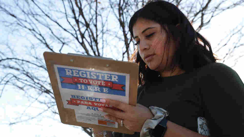 A Big Vote Registration Push Reaches Millions — But Divides Elections Officials