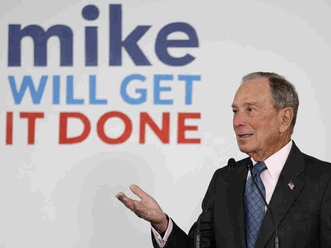 Westlake Legal Group ap_20043115685737-47a728d8f2e2ae0a3ccdba90bec2f3d2b2ccb560-s1100-c15 Mike Bloomberg Storms Super Tuesday States, Pledging To 'Get It Done'