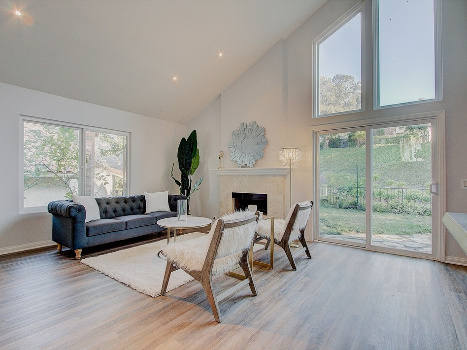 Janet Jenkins used RedfinNow, an iBuyer service, to quickly sell her home near Los Angeles. The company repainted it, spruced it up and put it back on the market for sale. (Courtesy of Redfin)