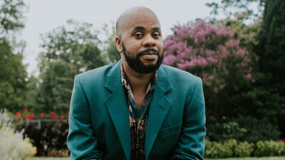 Interview: R. Eric Thomas on 'Here for It: Or, How to Save Your Soul in America'