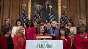 House Votes To Revive Equal Rights Amendment, Removing Ratification Deadline