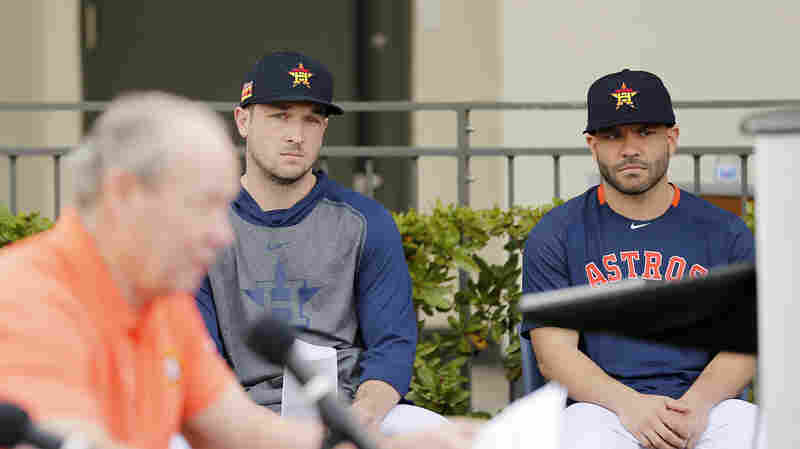 Houston Astros Apologize For Sign-Stealing, But Provide Fuel For Critics