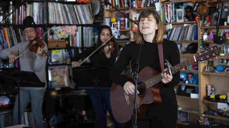 Laura Stevenson: Tiny Desk Concert