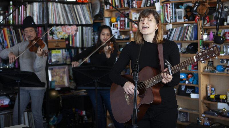 Laura Stevenson: Tiny Desk Concert