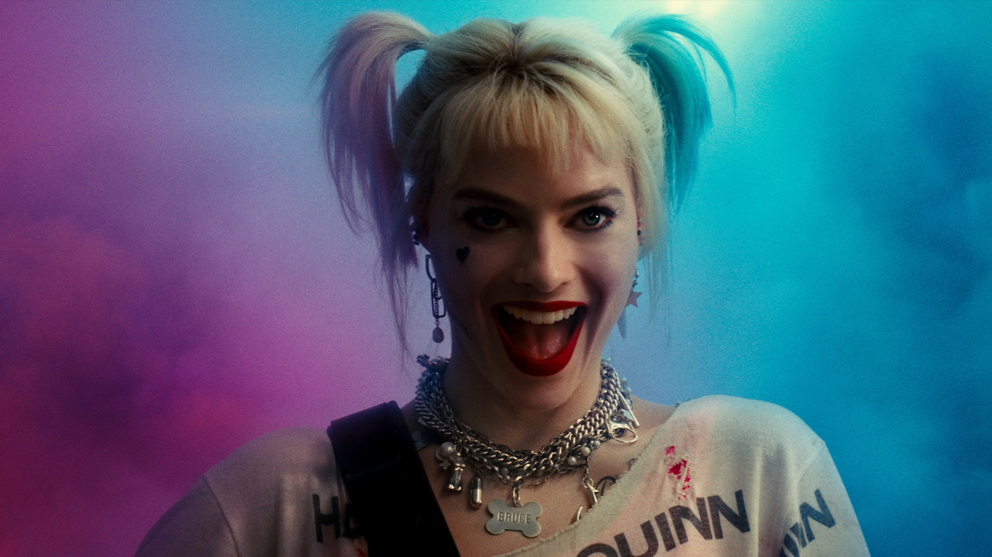 Birds of Prey and What's Making Us Happy